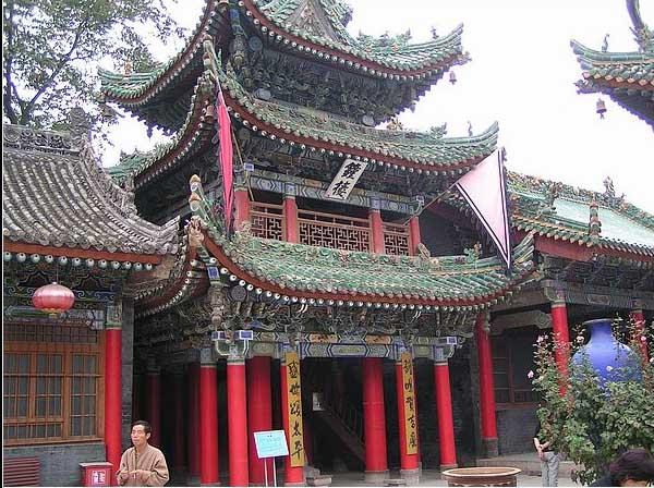 三原城隍庙介绍 三原城隍庙简介