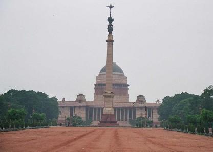 印度总统府旅游_新德里旅游