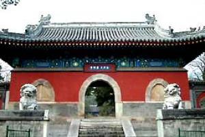 海淀西山大覺寺