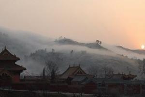 北京上方山森林公园