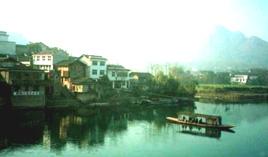 乌江小山城