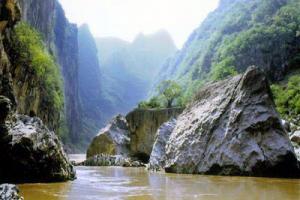 花江大峡谷