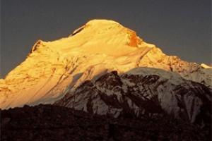 西藏日喀则卓奥友峰