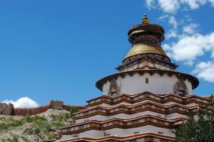 西藏日喀则白居寺