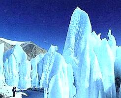 格拉丹东雪山