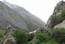 西藏那曲卓玛峡谷