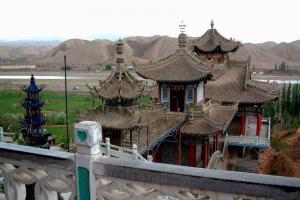 红山寺石窟