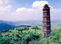 宁夏青铜峡牛首山