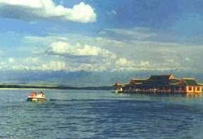 五家渠青格达湖