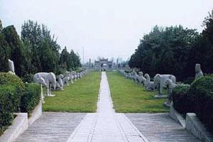 新乡潞简王陵墓