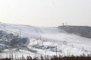 盘山滑雪场