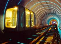 外滩人行观光隧道