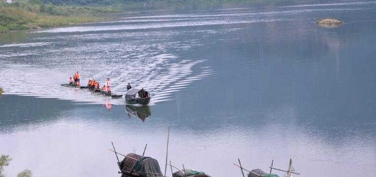 瓯江漂流乐园