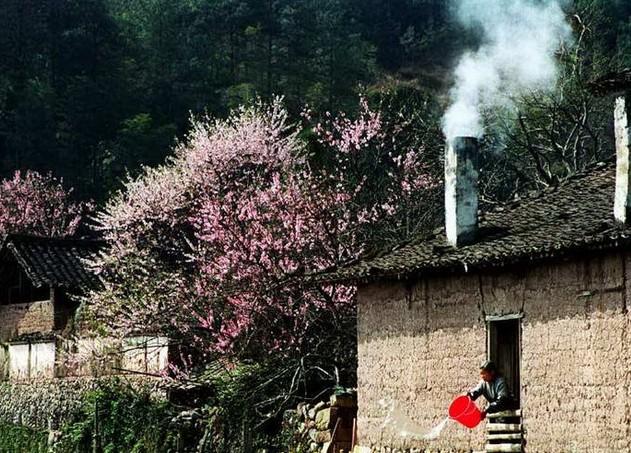 圆州古村落