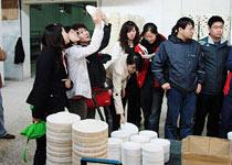 骨质瓷生产线