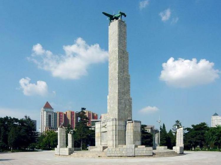 苏联红军阵亡将士纪念碑
