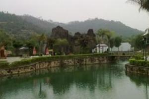 莲花山温泉