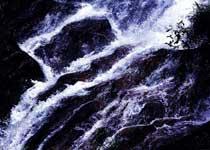 天子山瀑布