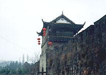 黄丝桥古城
