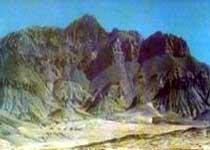 孜布日神山
