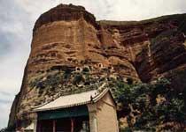 华盖寺石窟