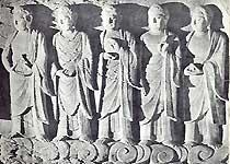 千佛寺石窟