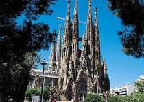 圣家大教堂