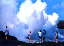 火山国家公园