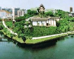 重庆巴渝民俗文化村