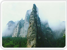 重庆巫山十二峰