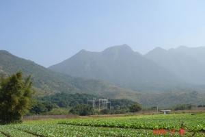 深圳七娘山