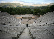 埃匹达鲁斯古剧场