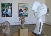 毕加索美术馆