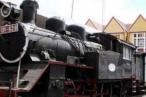 大叻旧火车站
