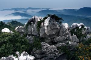 江西怪石林风景区