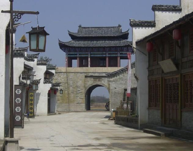 华中影视城