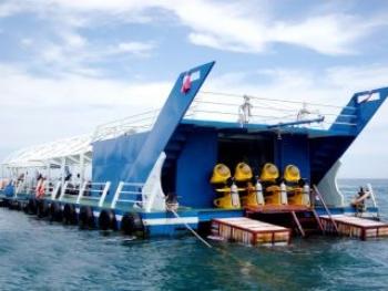 百乐国际潜水中心