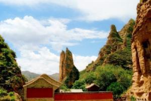 丹霞地质公园