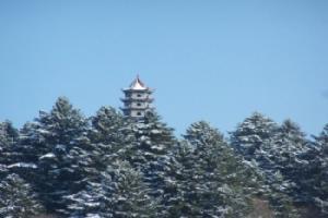 松鸣岩国家森林公园