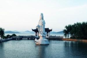 东钱湖小普陀