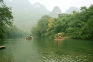 鱼水风景区