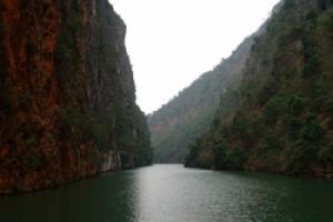 鲁布革三峡