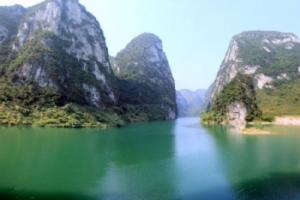 河池小三峡景区
