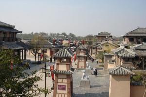 孔雀东南飞文化园