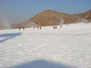 莲青山滑雪场