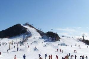 盘山滑雪场直通车
