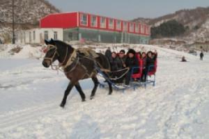 四平叶赫皇家山滑雪场
