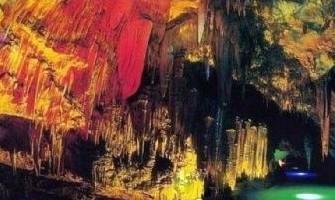诺水河龙湖洞