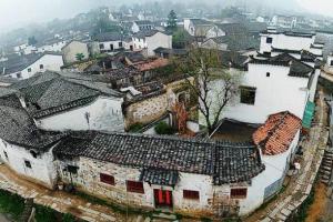 安徽查济古村