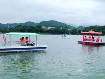 南明湖古城水上乐园